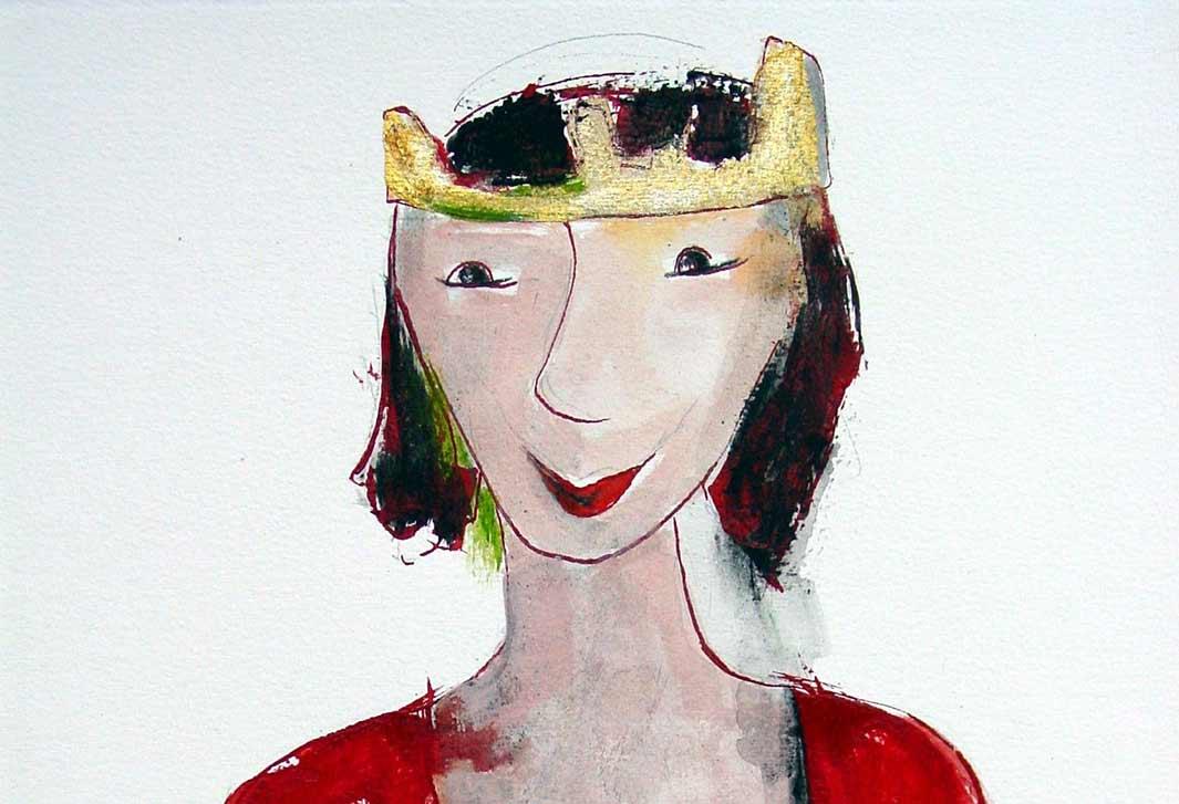 Sein - ein Bild von Christiane Holsten
